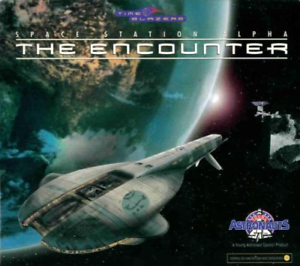 Space Station Alpha: The Encounter PC MAC CD learn about