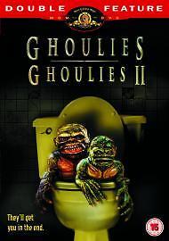 1 of 1 - Ghoulies / Ghoulies 2 (DVD, 2004)