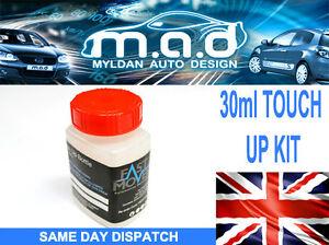 alfa romeo 601 black nero 30ml touch up kit repair kit paint with