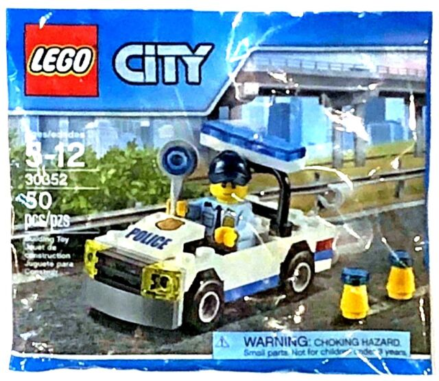 LEGO City 30352 - Police Car Polybag new and sealed