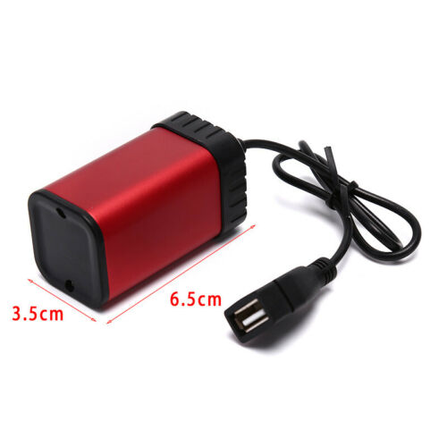 AA Battery Power Bank Case Box USB Charging Battery Pack Case Box For Bike Li IL