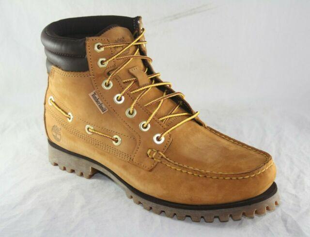 neue sorten Räumungspreise heiße Produkte Timberland Men's Oakwell 7-Eye Moc Toe Boot TB072540 WHEAT