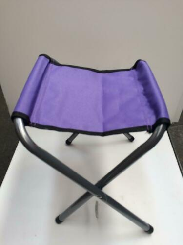 Portable Folding Stool Chair Seat Outdoor Camping Hiking Fishing Picnic BBQ31*29