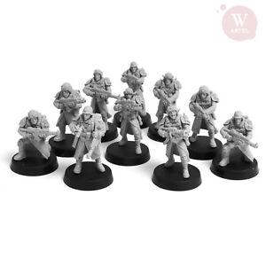 Einherjar`s Kamrades Tactique Troupe Artel   Einherjar`s Kamrades Tactique Squad Artel