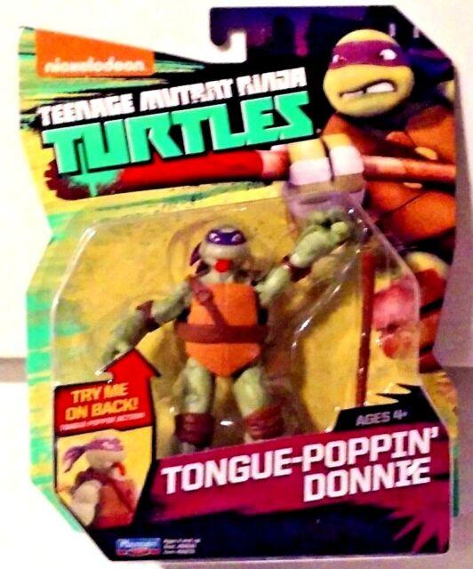 Nickelodeon Teenage Mutant Ninja Turtles Tongue-Poppin/' Donnie New MOSC