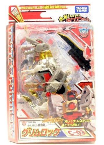 Transformers Takara Henkei Grimlock C-03 C03