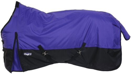 """Purple Sizes 51/"""" to 84/"""" Winter Horse Turnout Blanket 250 Grams 600D"""
