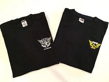 ABB performance men's t-shirt short sleeve l black lot of 2