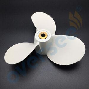 "7 1//2 X 7/"" Pitch FITS 4 to 6 HP 6E0-45943-01 /'BA/' Yamaha Propeller"