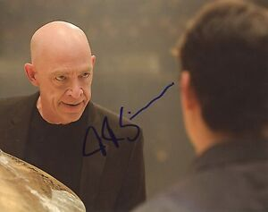 JK-SIMMONS-Authentic-Hand-Signed-034-WHIPLASH-034-8x10-Photo-PROOF