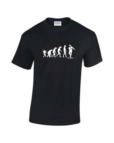 Evolution Of Man Ska Music Mens Printed T-Shirt available in 5 colours