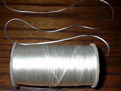 25 Meter Gummi 3 mm Expander weiß//schwarz Expanderseil Kordel 91//99 €0,38//m