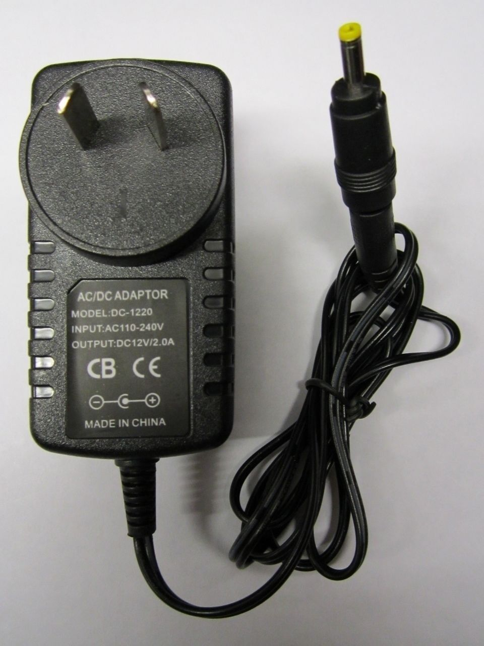 AUS 12V 1.5A AC-DC Adaptor Charger Power Supply for Acer Iconia Tab A500 Tablet