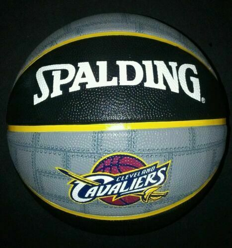 online retailer 52036 4e7b7 Spalding NBA Cleveland Cavaliers Basketball, Official Size 29.5