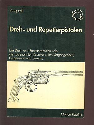 FäHig Dreh-und Repetierpistolen 1855