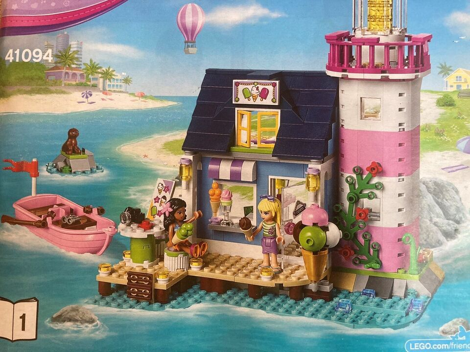 Lego Friends, 41095