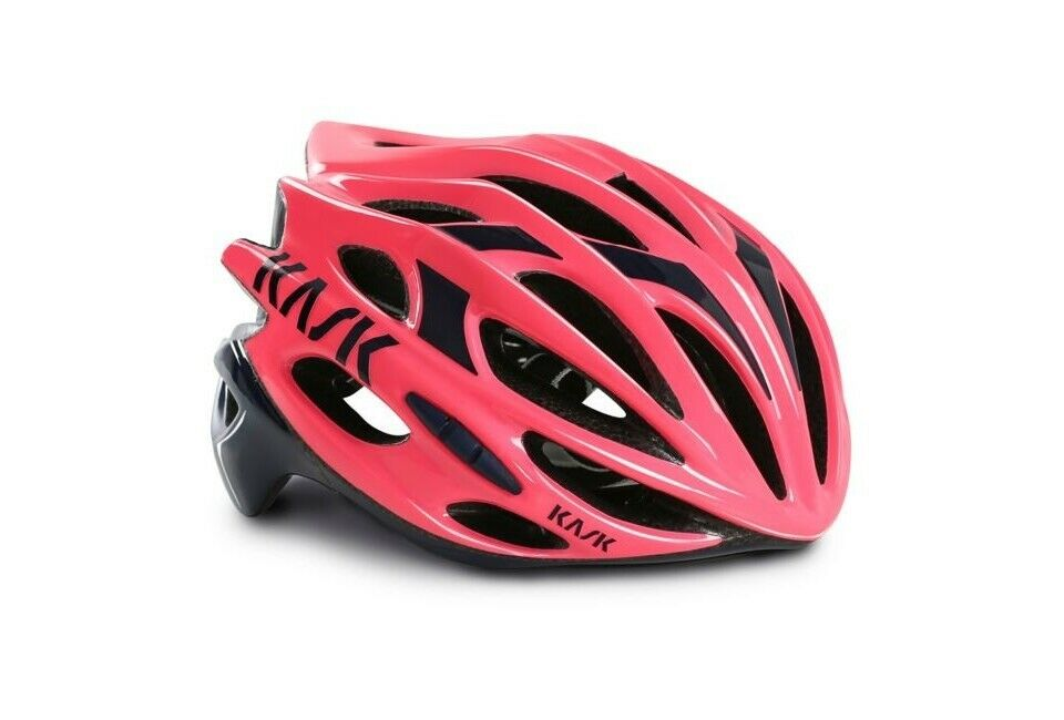 Kask Mojito Helmet Pink and Navy bluee Size Medium