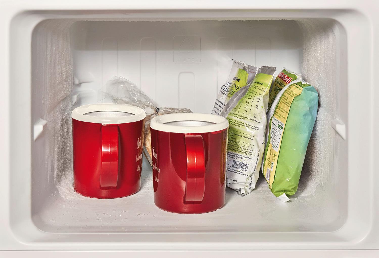 Doppia gelatiera 2 x 400 ml 10W ARIETE 631 Twin Ice Cream Maker Party Time