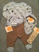 Gymboree Baby Boy 0-3 M Outfit, Lot Of 4 Pieces Free Shipping