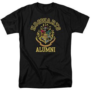 Harry da Maglietta per uomo Licensed con Alumni uomo Potter Hogwarts Sm grafica 7xl 8qnRqwpd