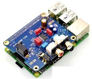 Raspberry-pi-B-2B-HIFI-DAC-Sound-Karte-Digital-Audio-I2S-Interface-Special