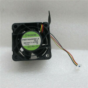 1PC SUNON Fan GM1204PQV1-8A 12V 2.8W 4cm