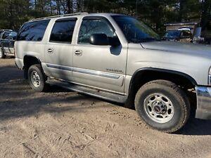 2004 GMC Yukon XL 4x4