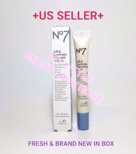 Boots No7 Lift & Luminate Dark Spot Serum, 0.5 oz Neulii AHA Vita Brightening Serum