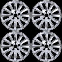 4 Chrome For 11-14 Chrysler 300 17 Wheel Skins Hub Caps Rim Covers Alloy Wheels
