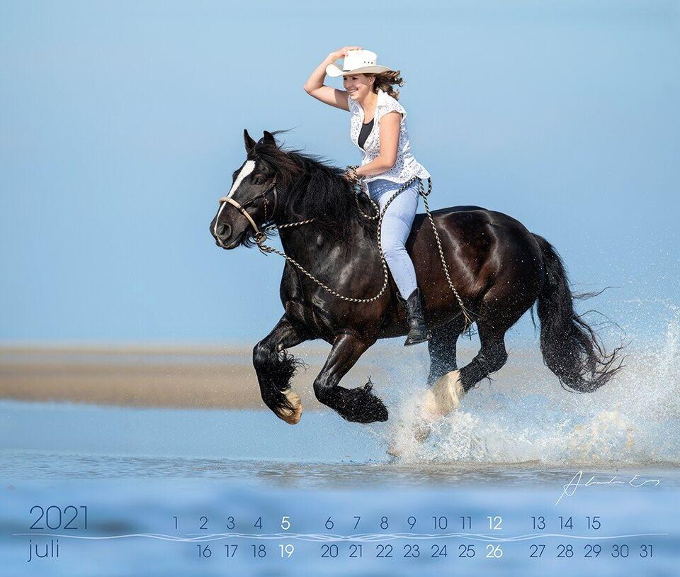 Andet, Kærlighed til heste 2021 / fotokalender