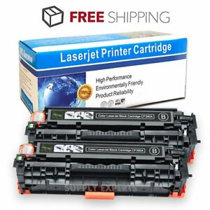 2PK-Black-CF380A-312A-Toner-Cartridge-For-HP-Color-LaserJet-Pro-M476dn-M476nw