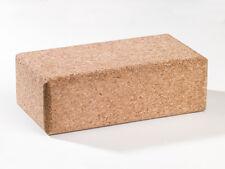 Yoga Block aus Kork, 227x120x75mm, super Qualität