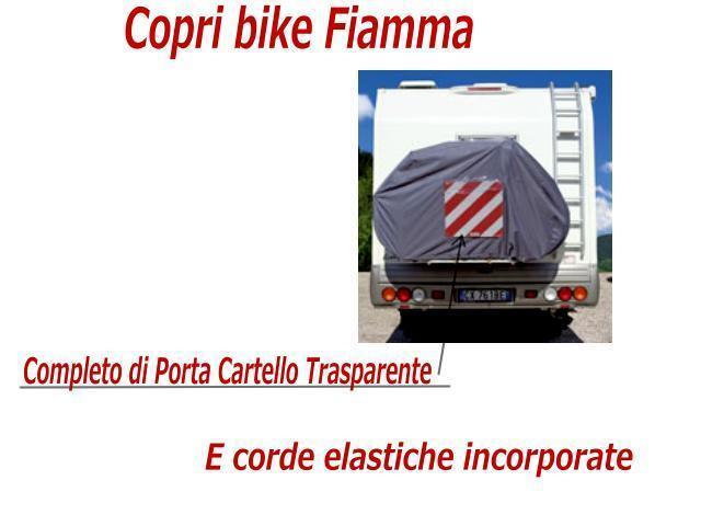 67290 COVER BIKE FIAMMA COPRI BICI BICICLETTE ANTI SOLE PIOGGIA CAMPER 2 3 POSTI