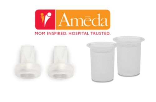 AMEDA Valves /& Diaphragms 2 or 4 each   AUTHENTIC SPARE REPLACEMENT PART ~ NEW!