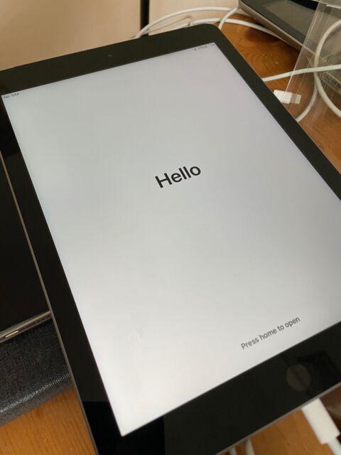 Apple iPad 6. Gen. 32GB, WLAN + Cellular, (Entsperrt), 24,64 cm, (9,7 Zoll) Top