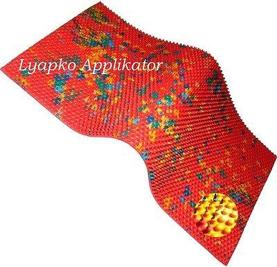 "Lyapko Akupunktur,groß,-Аппликатор ""Большой"",nadelabstand-7 Mm,bxl-275×480mm"