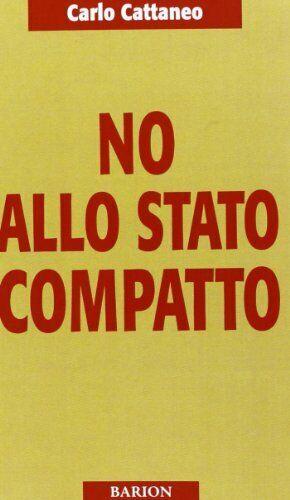no allo stato compatto Cattaneo 9788867590032