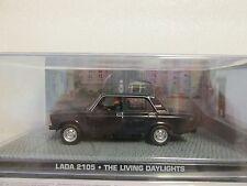 JAMES BOND CARS COLLECTION 118 LADA VAZ2105 The Living Daylights