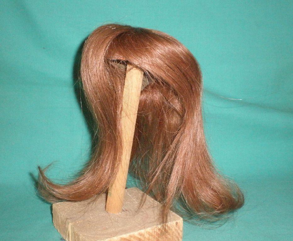 Doll wig/ human hair 9