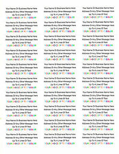 450 Personalized Returnmailing Address Labels 1 X 2625 Free Usa Shipping