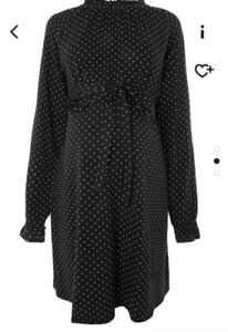 51d366170f7bd Image is loading TOPSHOP-MATERNITY-DRESS-SIZE-8