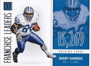 2018-Panini-Football-Insert-Singles-Pick-Your-Cards