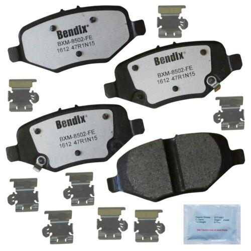 Bendix PBD1612 Brake Pad Set REAR 2013-14 FORD EXPLORER INTERCEPTOR LINCOLN MKS