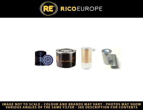 Volvo EB506 Filter Service Kit 3116