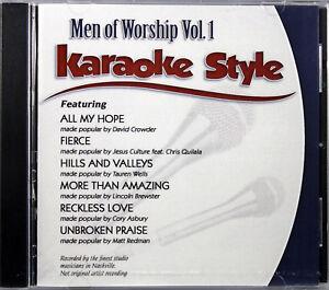 The Cheapest Price Men Of Worship Volume 1 Christian Karaoke Style New Cd+g Daywind 6 Songs Karaoke Entertainment