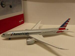 1/200 Herpa American Airlines Boeing 787-9 Dreamliner 557887 Prix Spécial 52.99 €