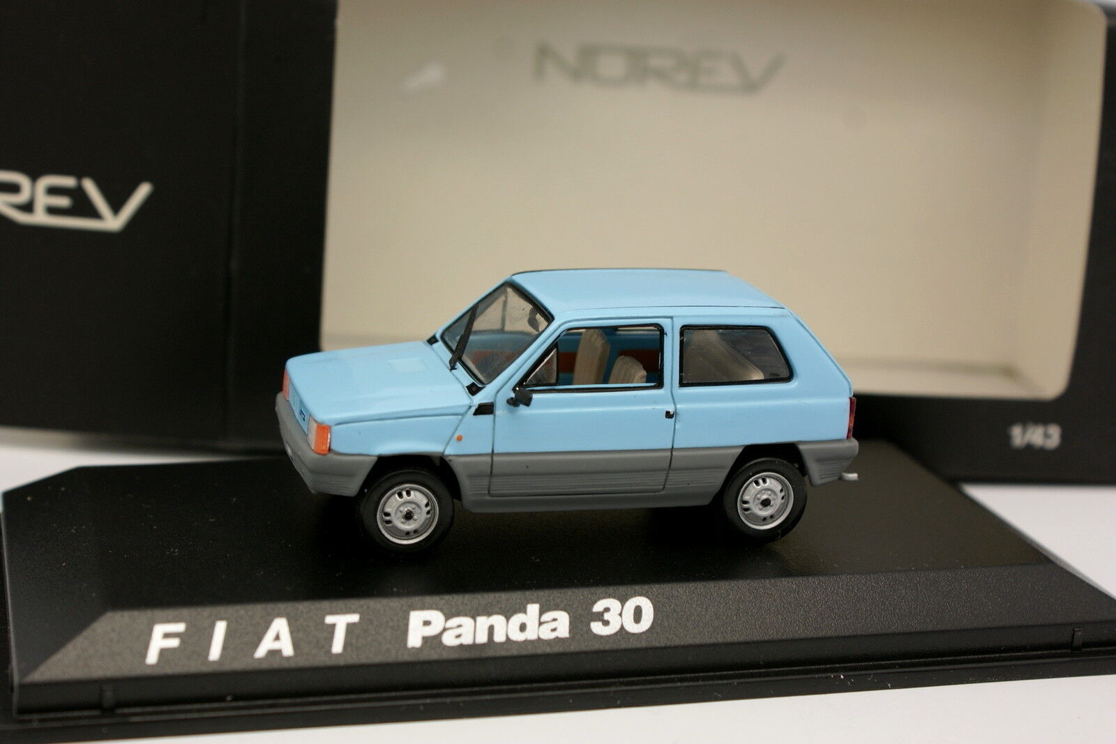 Norev 1 43 - Fiat Panda 30 Blau