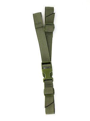 US Military ALICE Pack Chest//Sternum Strap For Ruck Sack Shoulder Straps OD EXC