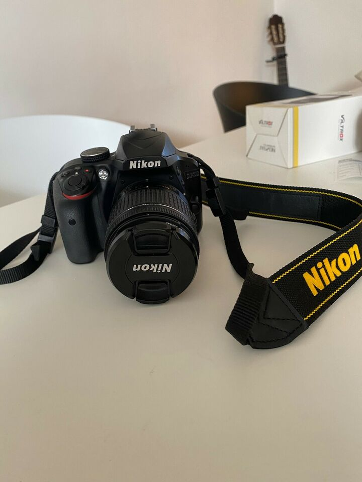 Nikon, spejlrefleks, Perfekt