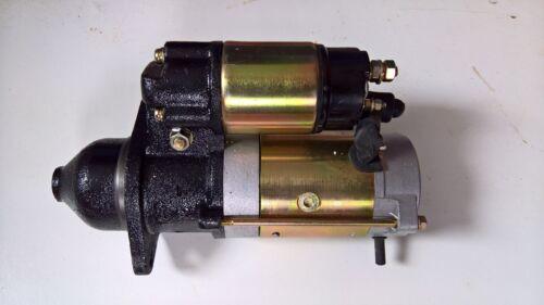 GENUINE FOTON STARTER MOTOR FITS KM385BT KM380BT YD385T /& Y380T ENGINES